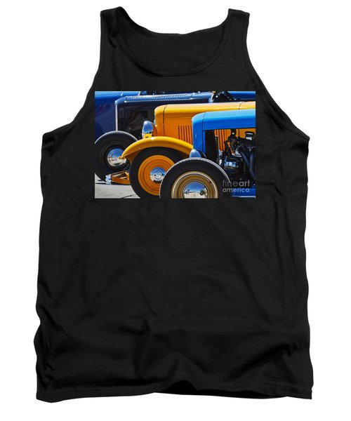 '32 X 3 Tank Top by Dennis Hedberg