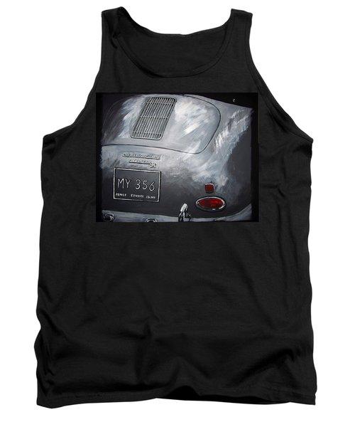 356 Porsche Rear Tank Top