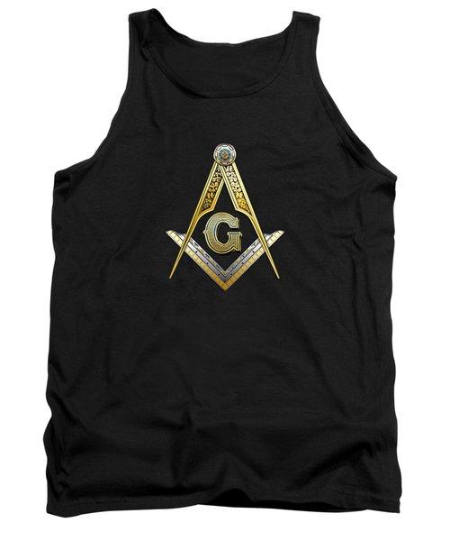 3rd Degree Mason - Master Mason Masonic Jewel  Tank Top
