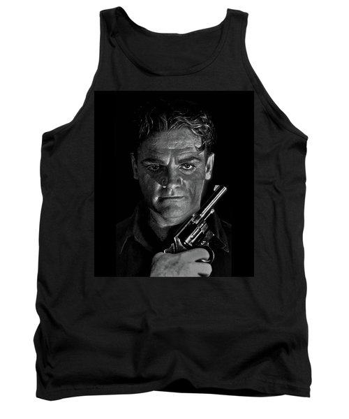 James Cagney - A Study Tank Top