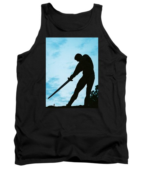 The Gladiator Tank Top by Jake Hartz