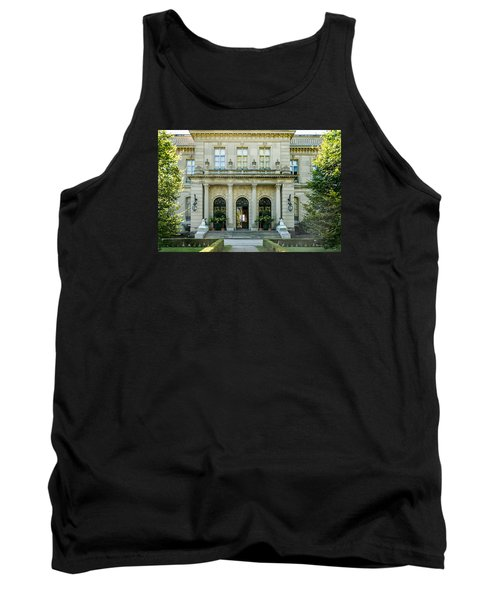 The Rosecliff Tank Top by Sabine Edrissi