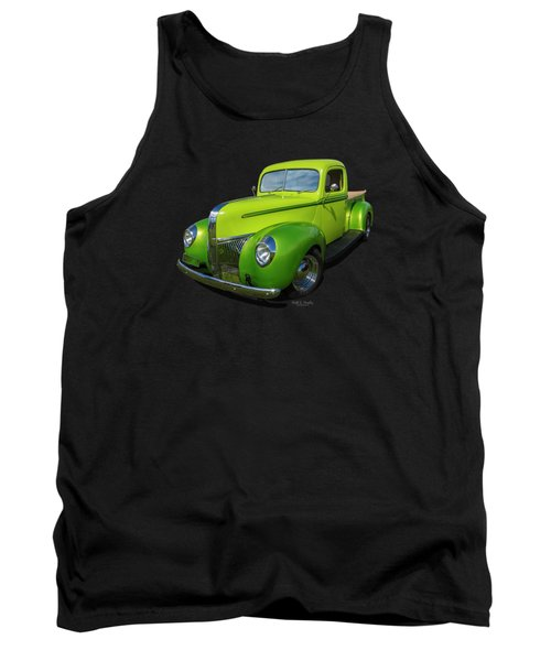 40s Ford Pickup Tank Top
