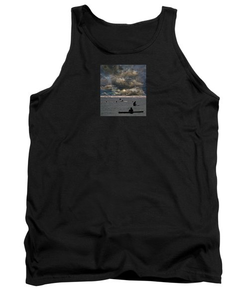 Tank Top featuring the photograph 4367 by Peter Holme III