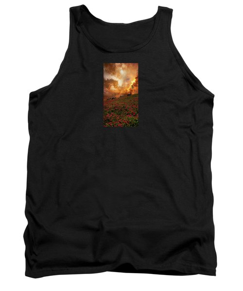 Tank Top featuring the photograph 4370 by Peter Holme III