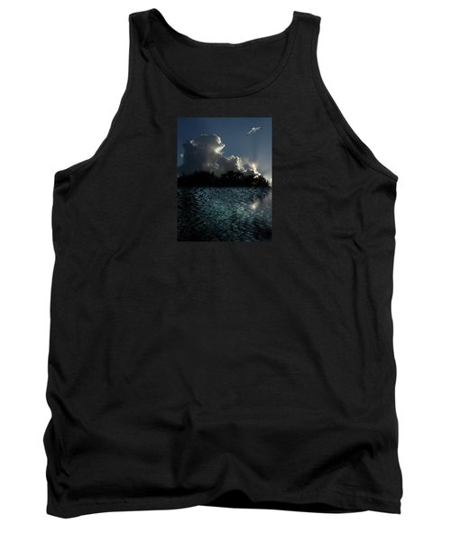 Tank Top featuring the photograph 4377 by Peter Holme III