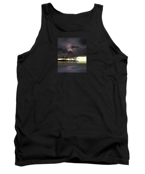 Tank Top featuring the photograph 4396 by Peter Holme III