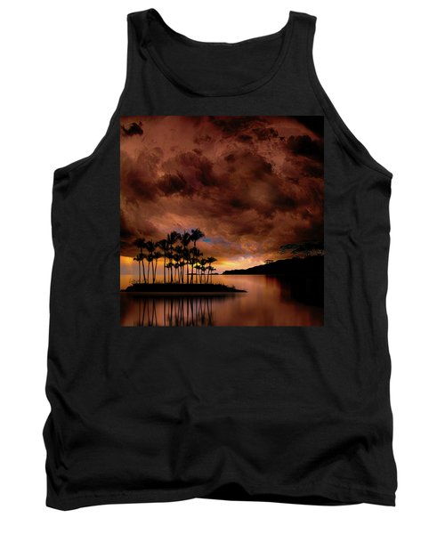 Tank Top featuring the photograph 4401 by Peter Holme III