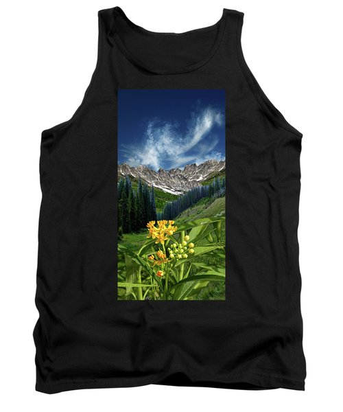 Tank Top featuring the photograph 4415 by Peter Holme III