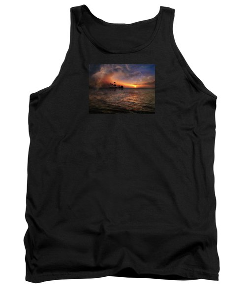 Tank Top featuring the photograph 4419 by Peter Holme III