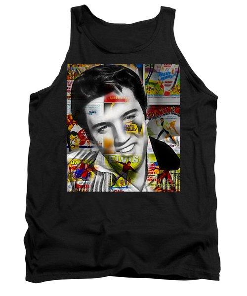Elvis Presley Collection Tank Top