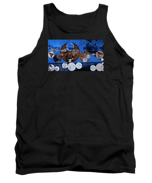 Tank Top featuring the digital art Abstract Painting - Ghost by Vitaliy Gladkiy