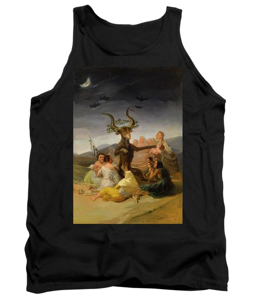 Witches Sabbath Tank Top