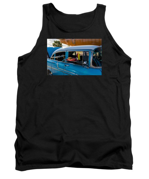 56 Chevy Tank Top by Jay Stockhaus