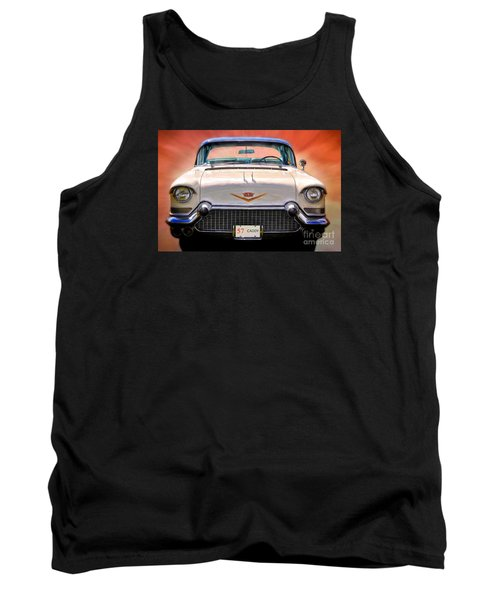 57 Caddy Tank Top by Suzanne Handel