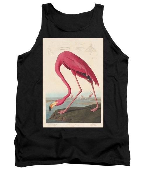 American Flamingo Tank Top
