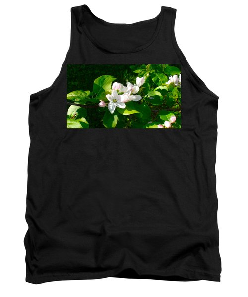 Apple Blossoms Tank Top