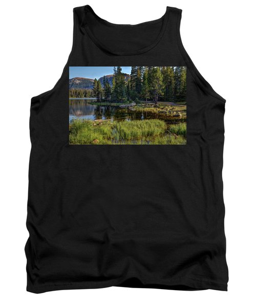 Uinta Mountains, Utah Tank Top