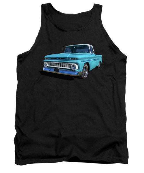 60s Pickup Tank Top by Keith Hawley