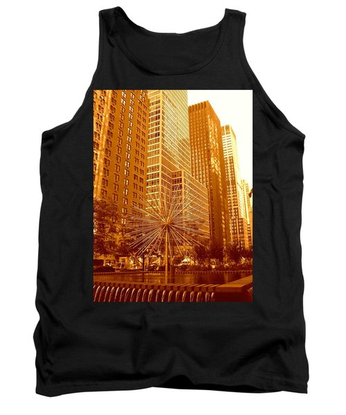 6th Avenue In Mahattan Tank Top