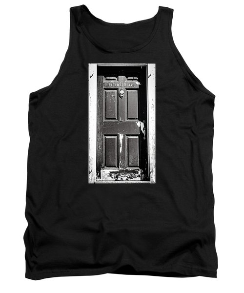 74 North Ave. Tank Top by Bruce Carpenter