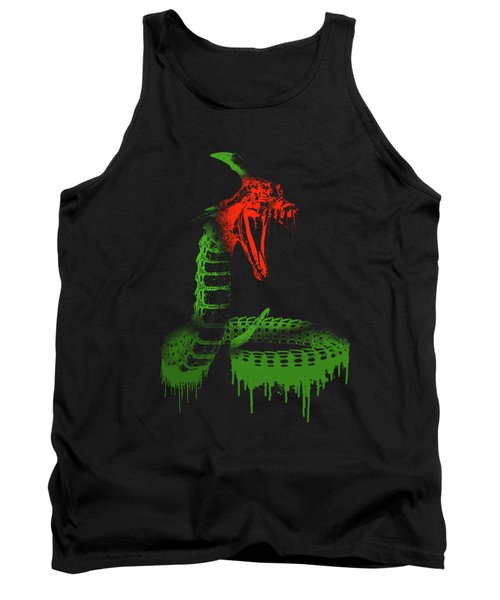 Paint Drips Tank Top
