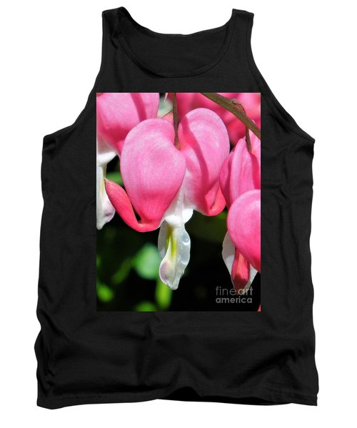 A Bleeding Heart Tank Top
