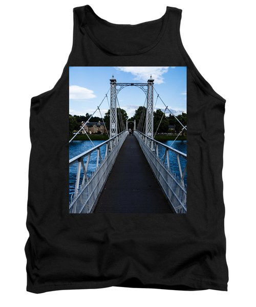 A Bridge For Walking Tank Top
