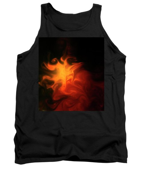 A Burning Passion Tank Top