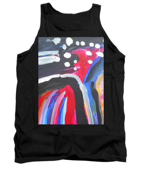 A Colorful Path Tank Top