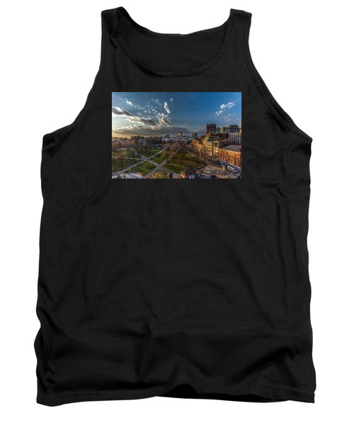 A Common Sunset Tank Top