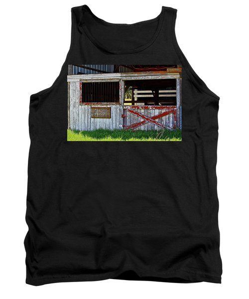 A Country Scene Tank Top