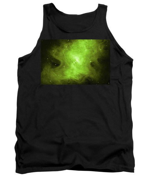 Tank Top featuring the photograph A Death Star's Ghostly Glow by Nasa