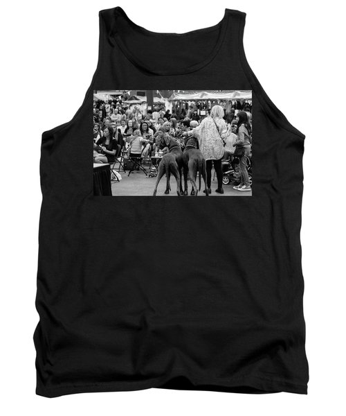A Dogs Life Tank Top