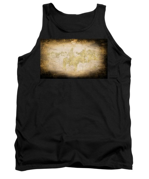 A Horse With No Name Tank Top