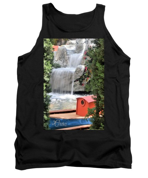 A Lady Named Rosa Tank Top