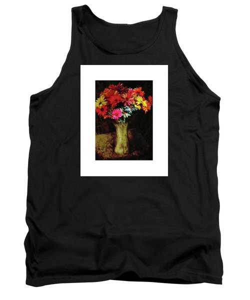 A Light Shines Into The Darkness Of My Soul Tank Top