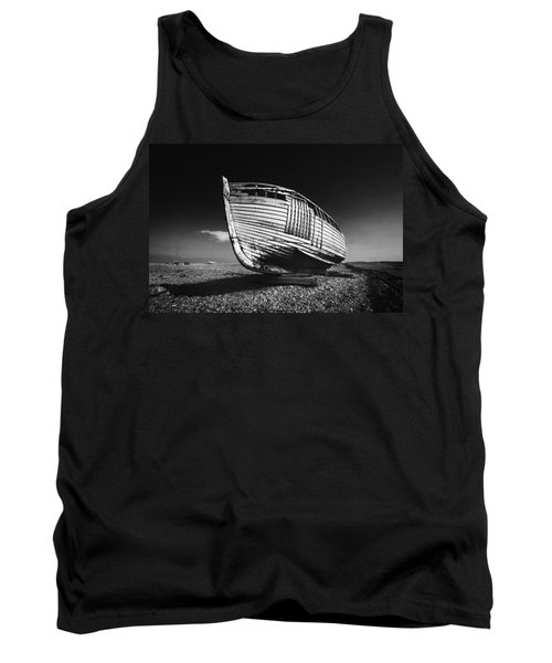 A Lonely Boat Tank Top
