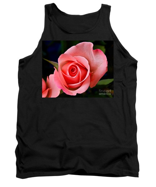 A Loving Rose Tank Top by Sean Griffin