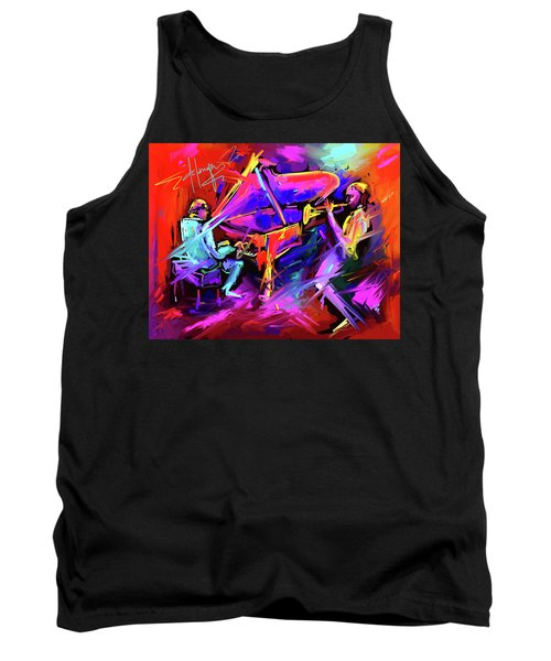 A Million Colors On You Mind Tank Top