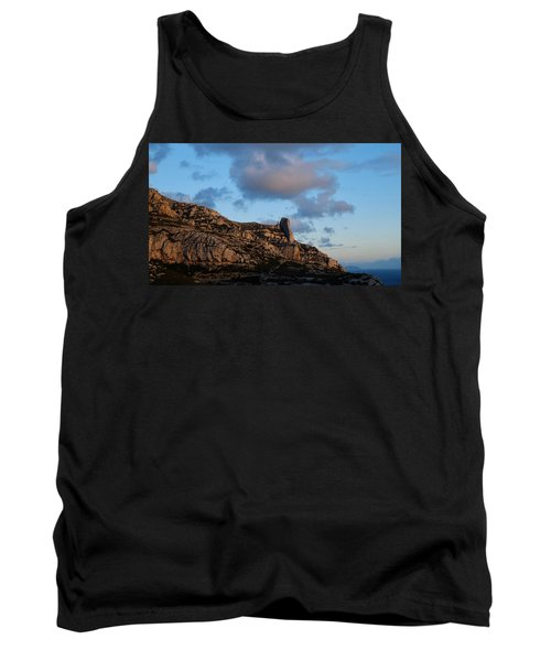 A Mountain With A View Tank Top