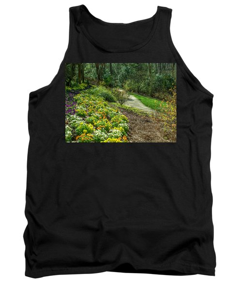 A Path Of Color Tank Top