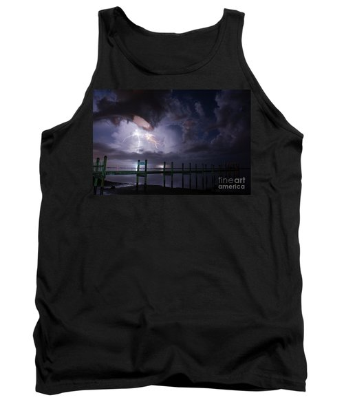A Pier With A View Tank Top