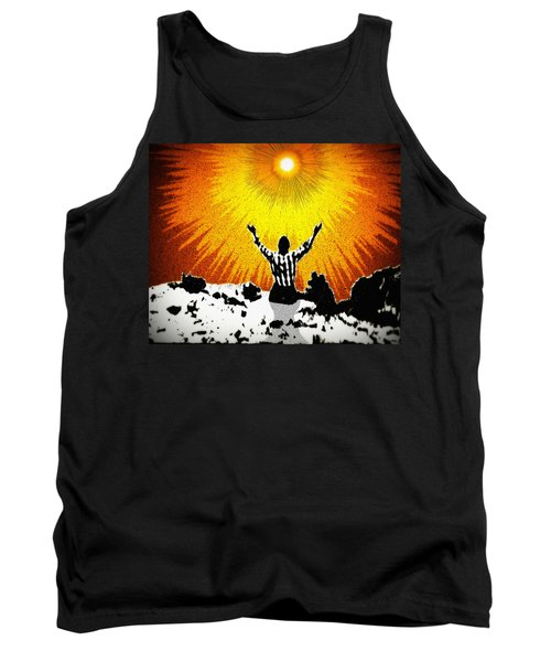 Tank Top featuring the photograph A Place To Abandon Yourself by Glenn McCarthy Art and Photography