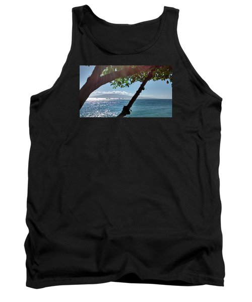 A Place To Stay Tank Top