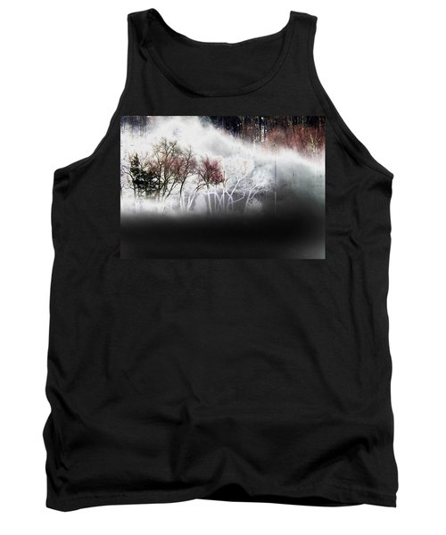 Tank Top featuring the photograph A Recurring Dream by Steven Huszar