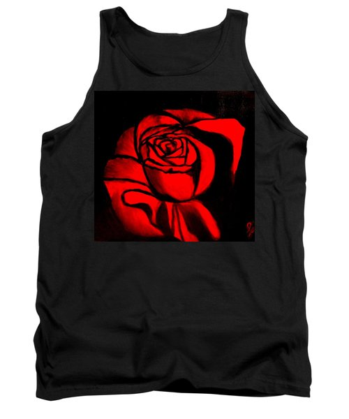 A Rose For Delilah  Tank Top