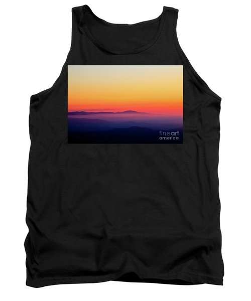 Tank Top featuring the photograph A Simple Sunrise by Douglas Stucky