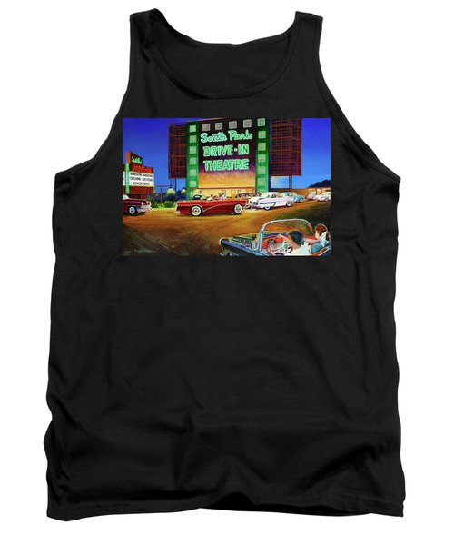 A Summer Remembered Tank Top
