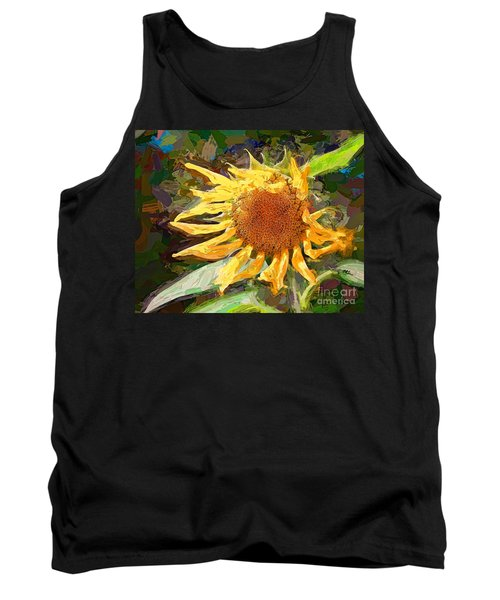 A Sunkissed Life Tank Top by Tina LeCour